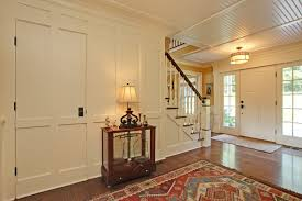yellow hallway farmhouse with york specialty contractors