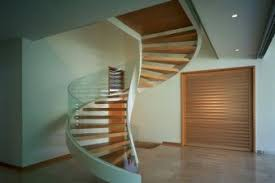 Free Standing Stairs Design China Modern Design Free Standing Stairs Curved Glass For
