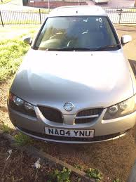 nissan almera tino for sale nissan almera 1 5 petrol engine for sale in newtown west