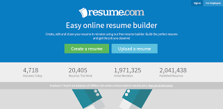 Build Your Resume Free Online by Free Online Resume Builders Best For Freshers Today
