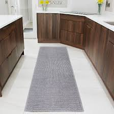 Bathroom Floor Mats Rugs Lifewit 70 X 25 Kitchen Bathroom Bath Floor Mat Runner Rug Mat