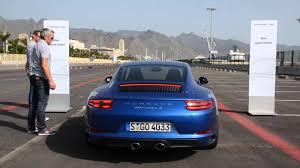 porsche 911 launch porsche 911 991 2016 launch