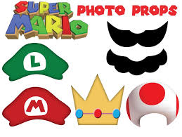 super mario brothers clipart collection