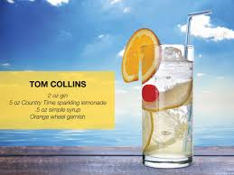 tom collins bottle tom collins sodastream the recipe book