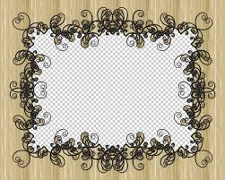 cool frame cool picture frames 18 circle mirror decor circular brick patio