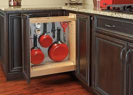 Blind Corner Storage Systems A Spin On The Blind Corner Cabinet Woodworking Network