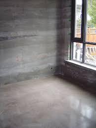 bathroom flooring view polished concrete floor bathroom home