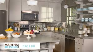 video new martha stewart living kitchens at the home depot