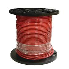 southwire 500 ft 8 red stranded cu simpull thhn wire 20490912