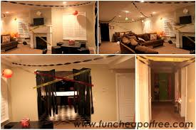 halloween party decoration tons of fun cheap and free halloween party ideas fun cheap or