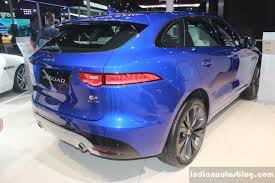 subaru india jaguar f pace cost in india india bound jaguar f pace first drive