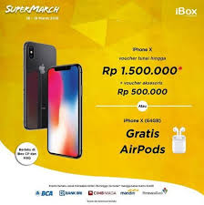 bca aeon get supermarch promo from ibox aeon mall jakarta garden city
