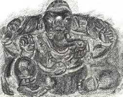 arts u0026 crafts of india works by sumathi sketches of sculptures