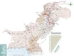 Map Of Pakistan And India by Its Beautiful U2013 Its Pakistan