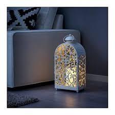 Gottgöra Lantern For Candle In Metal Cup Light Pink Indoor