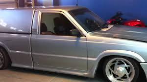 mazda truck models mazda b2200 minitruck bagged shaved bass orion mov youtube
