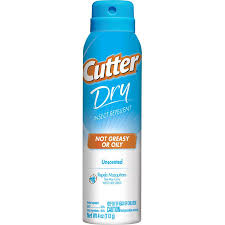 shop cutter dry mosquito 4 oz insect repellent at lowes com