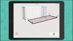 storkcraft convertible crib instructions storkcraft pacific 4 in 1 convertible crib bilt app 3d assembly