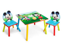 mickey mouse kids table 51 disney kids table and chairs kids table and chair set mickey
