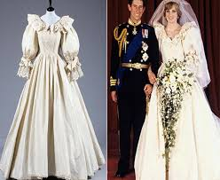 Wedding Dresses For Sale A Replica Of Princess Diana U0027s Wedding Dress For Sale