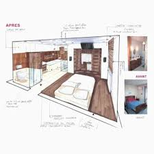 plan chambre enfant plan de interieur maison contemporaine moderne pour dressing chambre