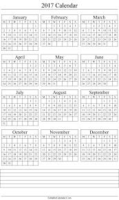 print calendars for 2017 calendar 2017 printable template
