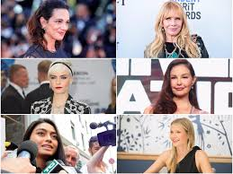 Women In Bed With Another Woman Harvey Weinstein All The Women Who Have Accused The Movie Mogul