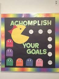 goal setting boards