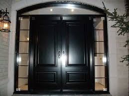 Exterior Doors At Lowes Front Doors Black And Front Doors Lowes Make Your