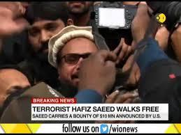 Breaking News Meme - breaking news terrorist hafiz saeed walks free youtube