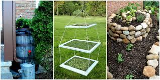 garden outstanding diy garden ideas diy backyard ideas on a