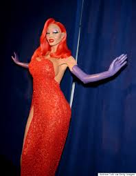 Halloween Costume Jessica Rabbit Heidi Klum Won Halloween Incredible Jessica Rabbit Costume