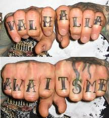 knuckle tattoos rock of ages 2310 south lamar 105 austin u2026 flickr