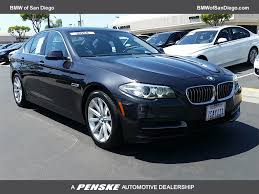 san diego bmw used cars 2014 used bmw 5 series 535d at bmw of san diego serving san diego