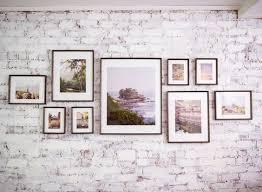 Interior Frames Best 25 Wall Frame Arrangements Ideas On Pinterest Frame