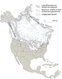 map of america 20000 years ago kgs pub inf circ 28 glaciers in kansas