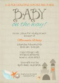 the sea baby shower invitations baby shower invitation the sea baby shower invite sea
