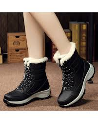 womens winter boots get the deal women s winter boots plush outdoor work shoes warm