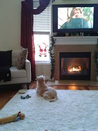Mounting A Tv Over A Gas Fireplace by Hide The Wires For Television Above The Gas Fireplace A Media Mess