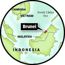 Brunei Map The Obsessed World Of Brunei New York Post