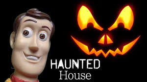 haunted house toy story 4 toy monsters woody freaks kids