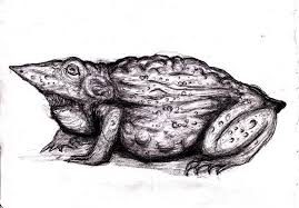 stephen king carnivorous toad by kingovrats on deviantart