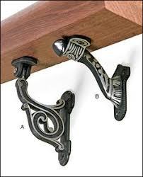 Handrail Holders Extended Round Base Handrail Bracket Handrail Brackets Hardware