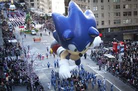 thanksgiving day parade 2014 route lineup and floats are amazing