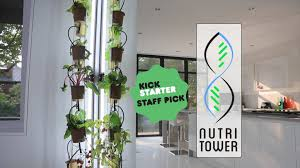the nutritower indoor gardening made easy by bryce nagels