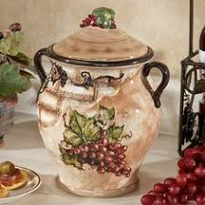 grape kitchen canisters wine cellar canister set canister sets wine cellars and tuscany