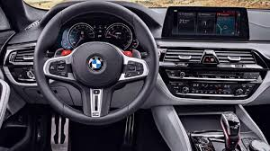 bmw 5 series dashboard 2018 bmw m5 pics leaked www in4ride net