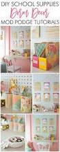 adorable diy dorm supplies dorm decor w tutorials