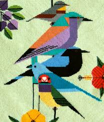 announcing needlepoint canvases at purl knitting