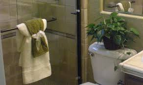 terrific how to hang towels in bathroom 13 for your apartment